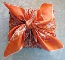 bandanna wrapping