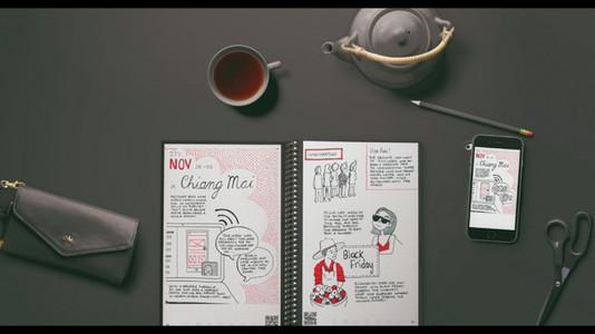 Smart notebook- everlast