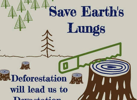 Save Earth's Lungs