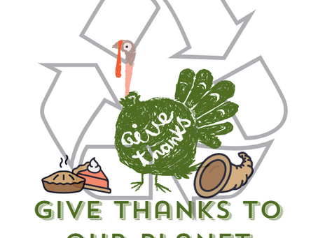Give Thanks to the Planet