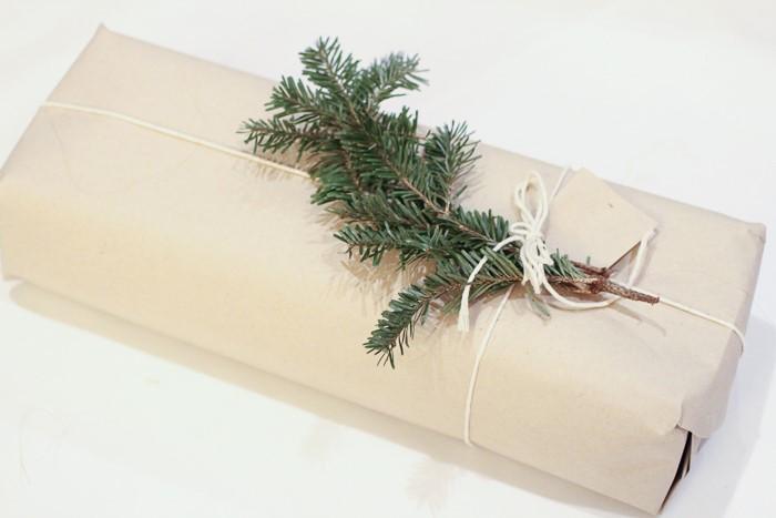 fallen branch present