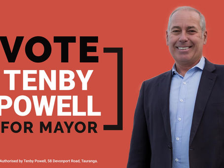 Why I'm running for Mayor?
