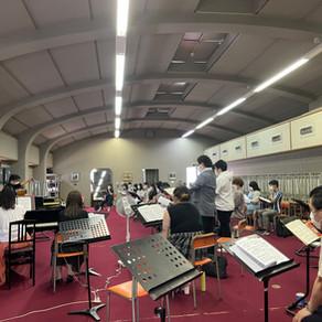 Turandot稽古が始まりました!