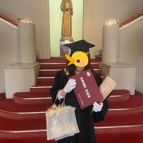 エリザベト音楽大学2020年度学位授与式
