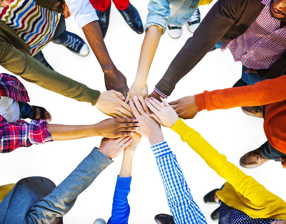 Group of Diverse Multiethnic Team   Topanga HR