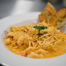 Spicy Sriacha Pasta