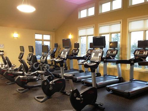 Cypress Falls Fitness Equipment Orientation / Private