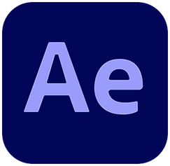 the adobe after effects logo