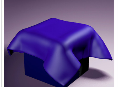 Cinema 4D: Creating Cloth
