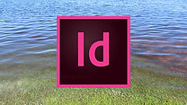 this is the logo I use for my indesign introduction video course