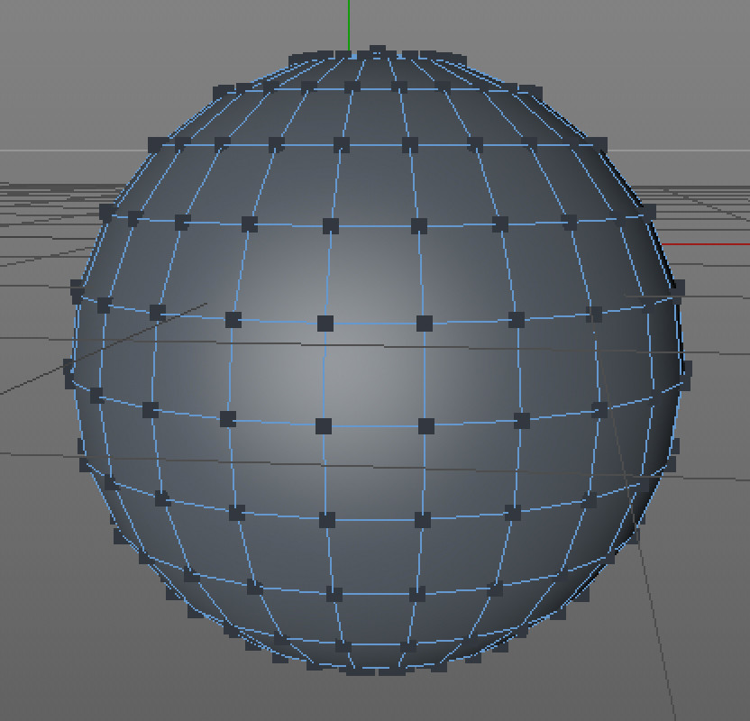 the repaired sphere