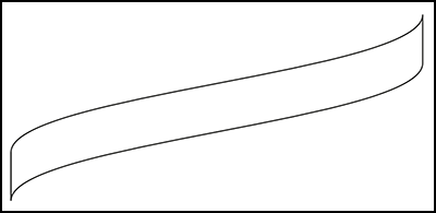 a copy of the line is created just below the first