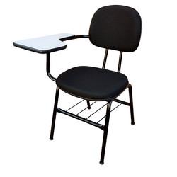 Cadeira universitaria secretaria com pra