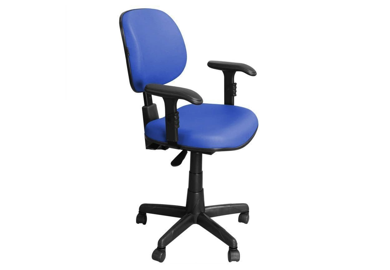 Cadeira executiva ergonomica atende a NR