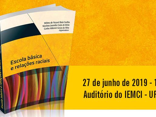 """Núcleo de Estudos lança coletânea """"Escola Básica e Relações Raciais"""""""