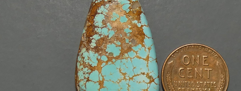 Aztec Turquoise Large Cabochon