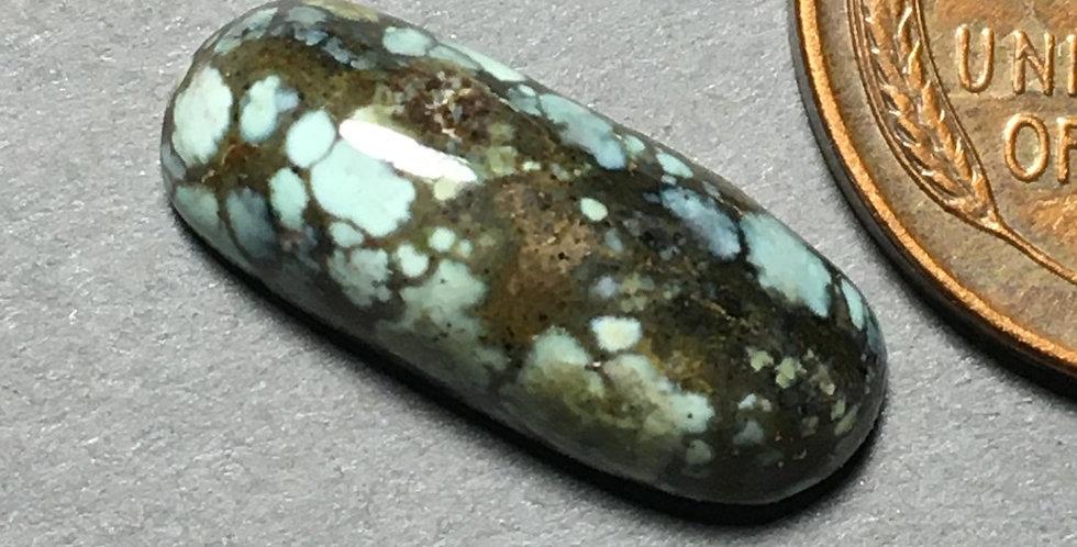 17x7mm - Blue Boy Mine Variscite Calibrated Cabochon