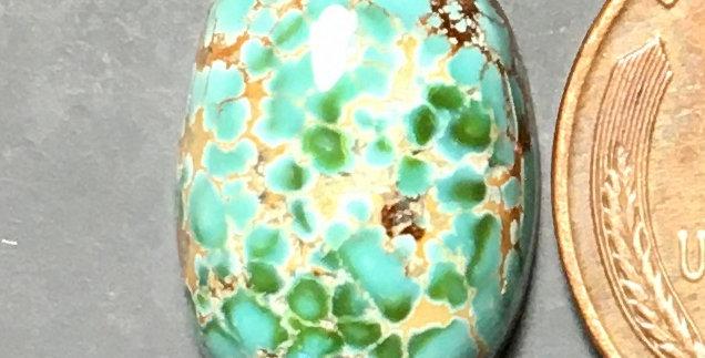 Ajax Turquoise Cabochon