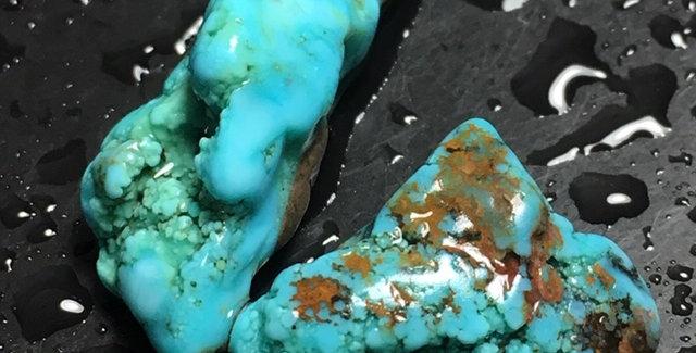 Nevada Blue Turquoise Nuggets