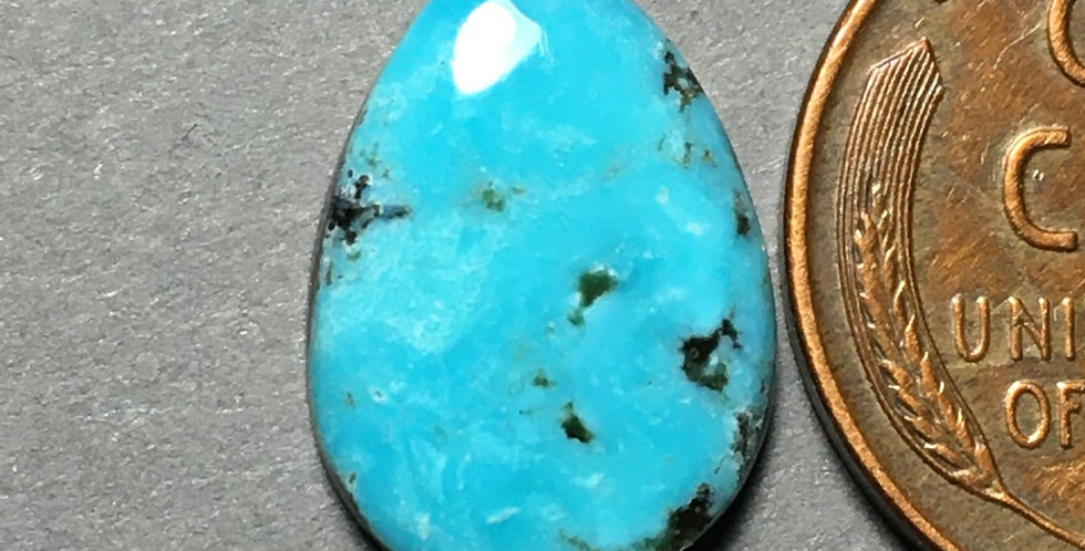 Nevada Blue Mine Natural Turquoise Cabochon