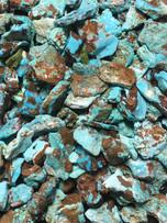Nevada Blue turquoise rough