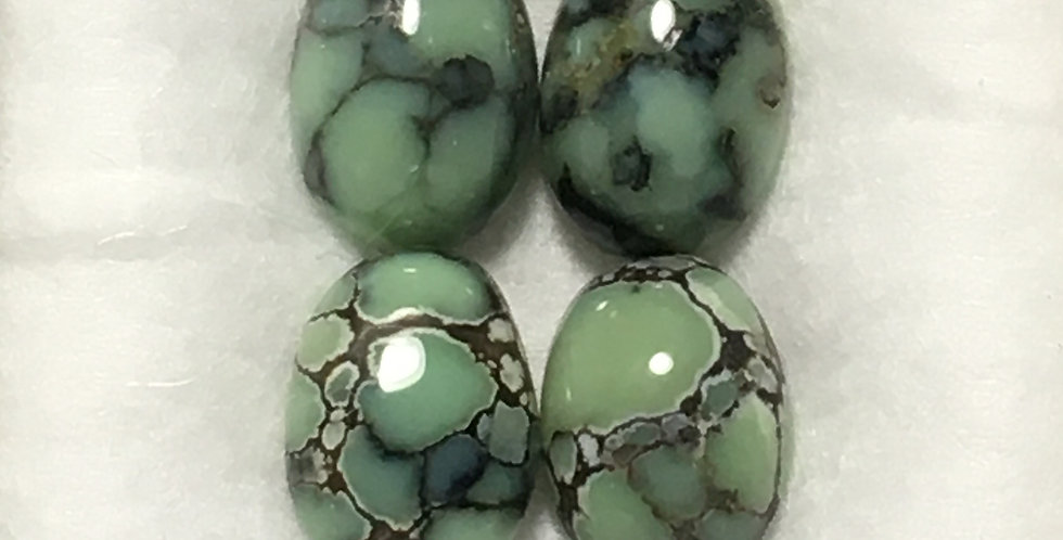 7x5mm - Poseidon Mine Variscite Calibrated Cabochons