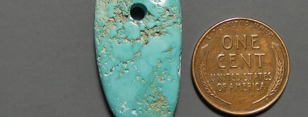 Nevada Blue Mine Turquoise Bead