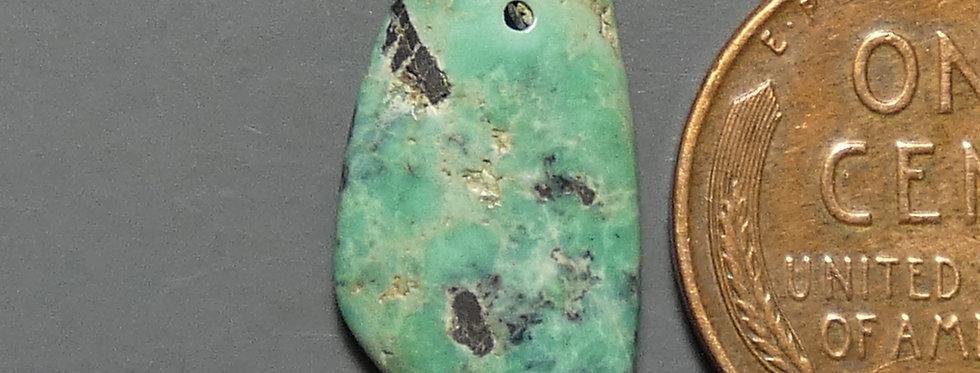 Neptune Mine Variscite Bead