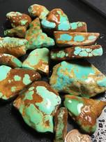 Aztec multicolor rough