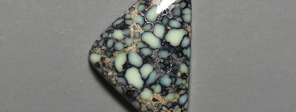Poseidon Mine Natural Variscite Cabochon