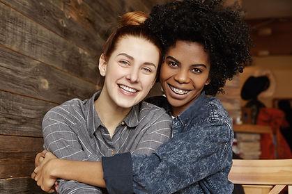 Same-Sex Female Couple