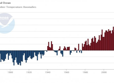 2020 was one of the warmest years on record despite the economic slowdown