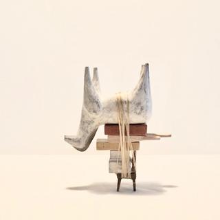 moving - resting  10 x 3.5 x 14.8 cm 木 / wood 2009
