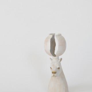 Lynn 23  8 x 6.5 x 17.5 cm 木 / wood 2018
