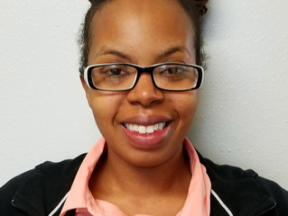 September Employee of the Month: Gabrielle Williams!