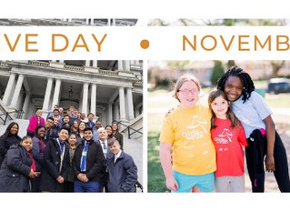 Support Successful Living on Great Give Day!