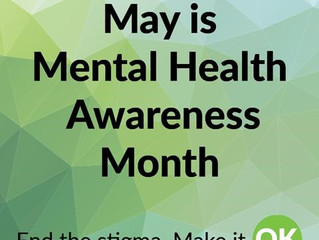 Together, we can Make It OK in May 💚