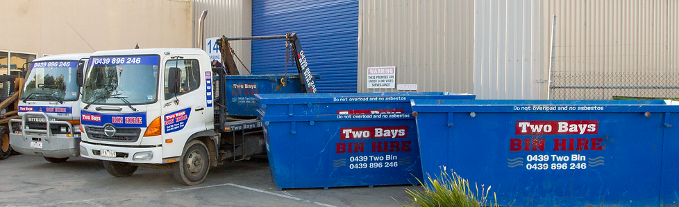 Two Bays Bin Hire - Mornington
