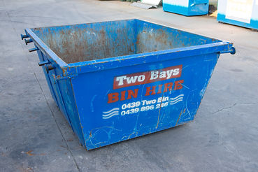 2m Skip Bin Hire Mornington