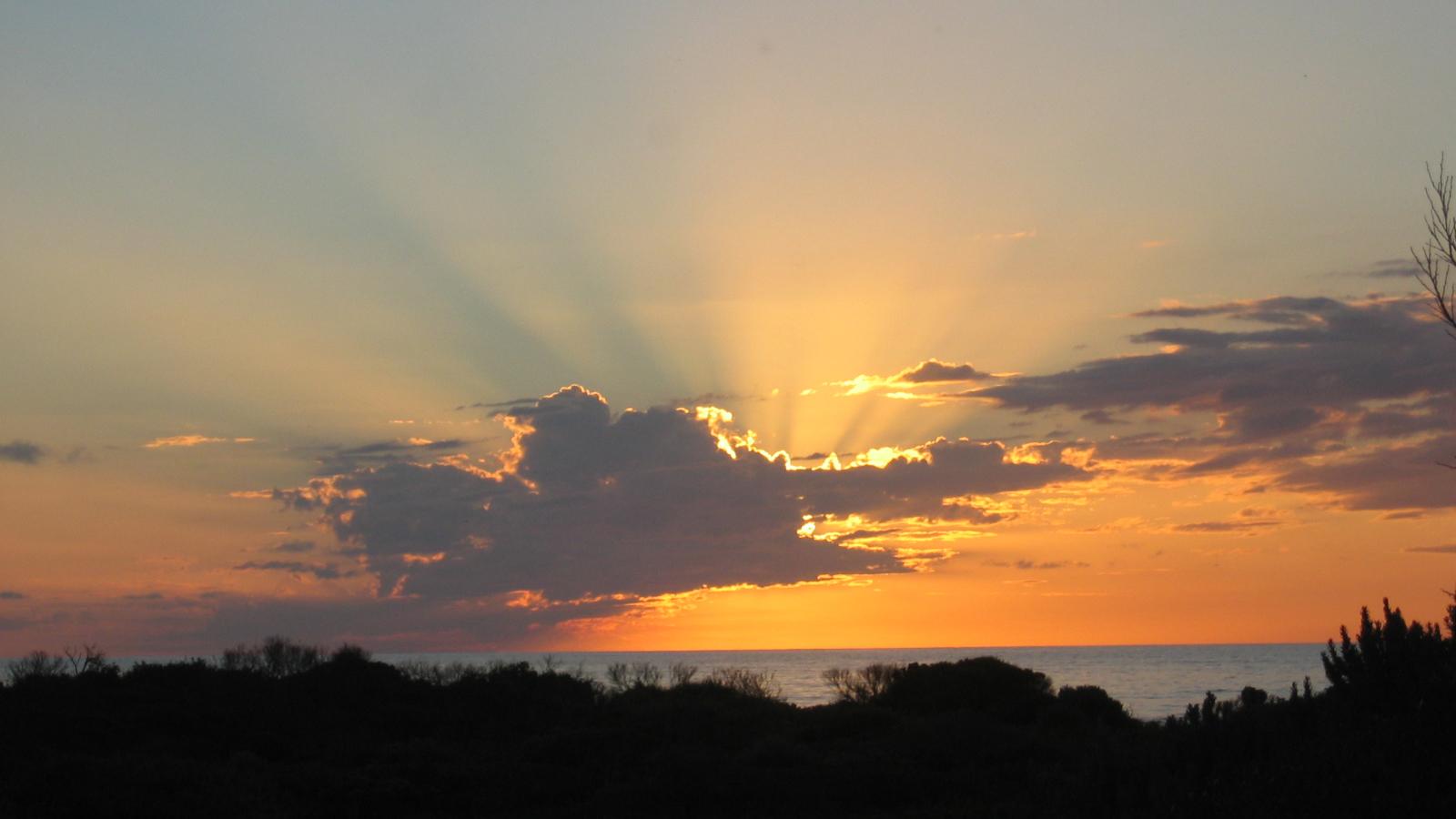 Oberon Bay Sunset