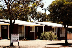 accomodation motel units hawker flinders ranges wilpena pound rawnsley park