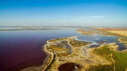 Lake Tyrrell, the Pink Lake