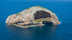Skull Rock (Cleft Island)