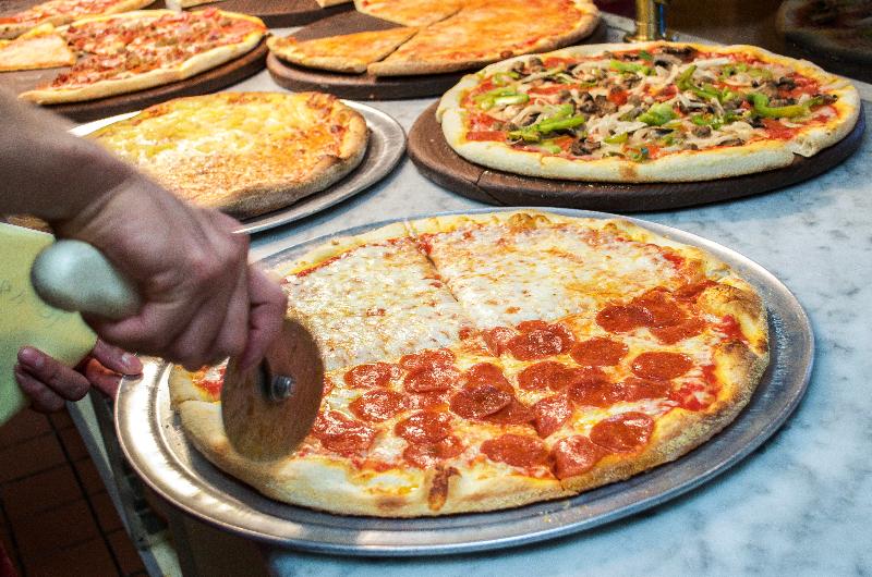 N.Y. Style Pizza