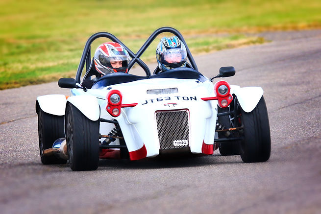 Trackday, Helmet, AGV, Racetrack, Sports, Car, Road, Legal, Racecar, White, Red, Toniq, CB, Hillclimb, Abingdon, Airfield, Sprint, Oxford, Experience