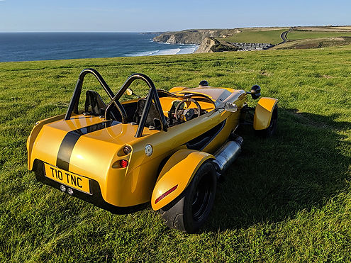 Lightweight, Trackday, Sports, car, Racecar, Sea, Holiday, Newquay, hillclimb, Sprint, Toniq CB