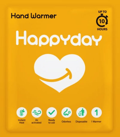Hand Warmer 10H  Individual Air Activated , Ready to Use, 10 hours +,  36/pack
