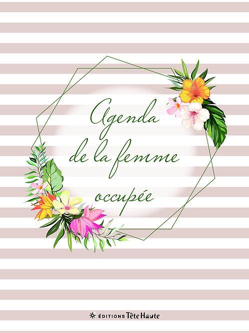 Agenda de la femme occupée