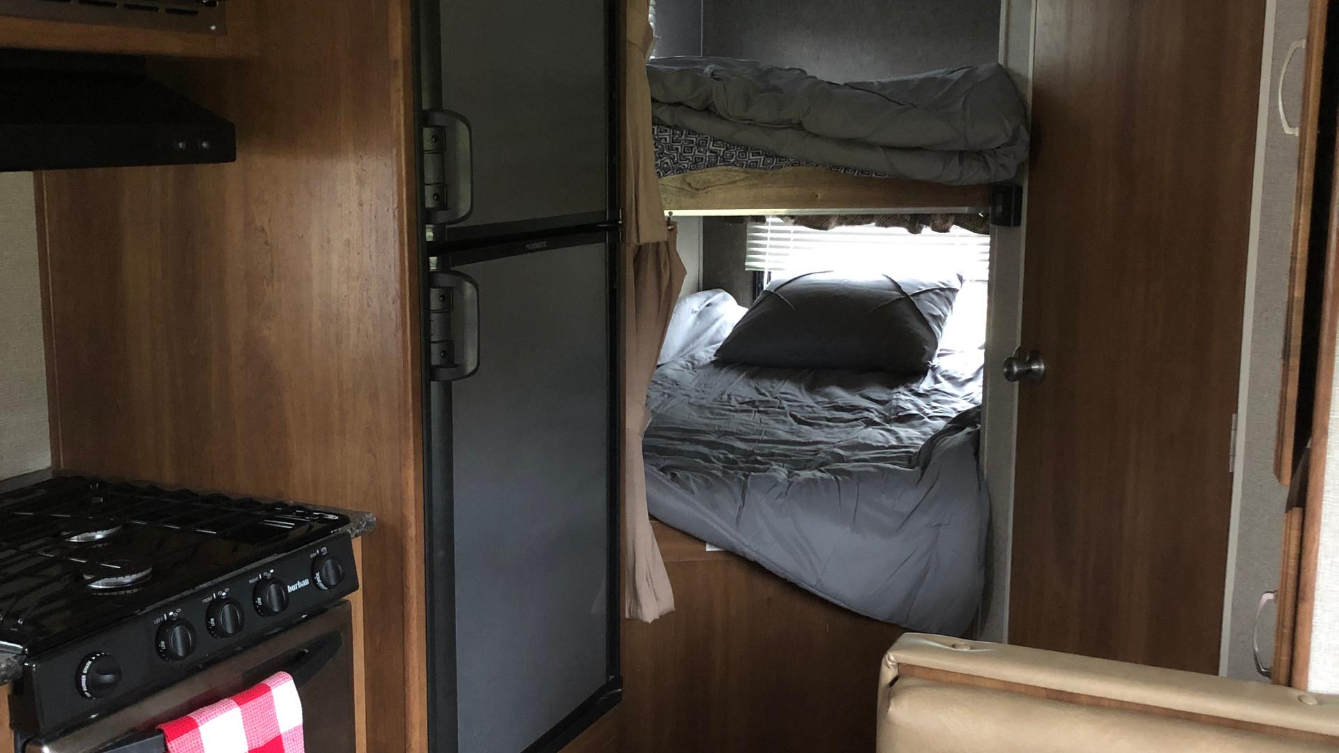 Full bunks