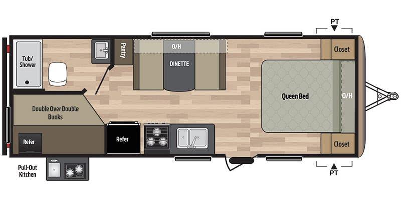 Nina's Floorplan
